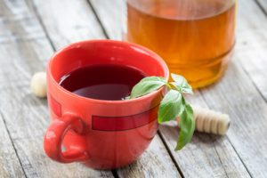Tulsi Tea - Adaptogen for Stress