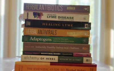My Favorite Herbal Books